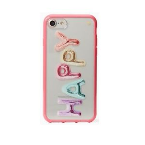 Kate Spade Happy IPhone Case